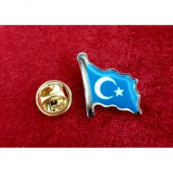 Doğu Türkistan Rozet