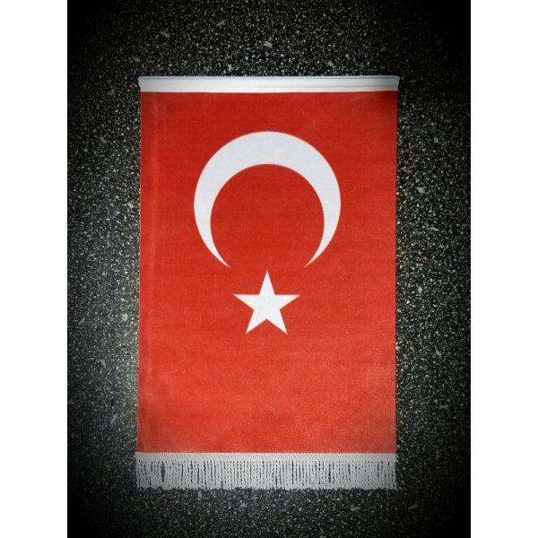 TÜRK Bayrağı Halı