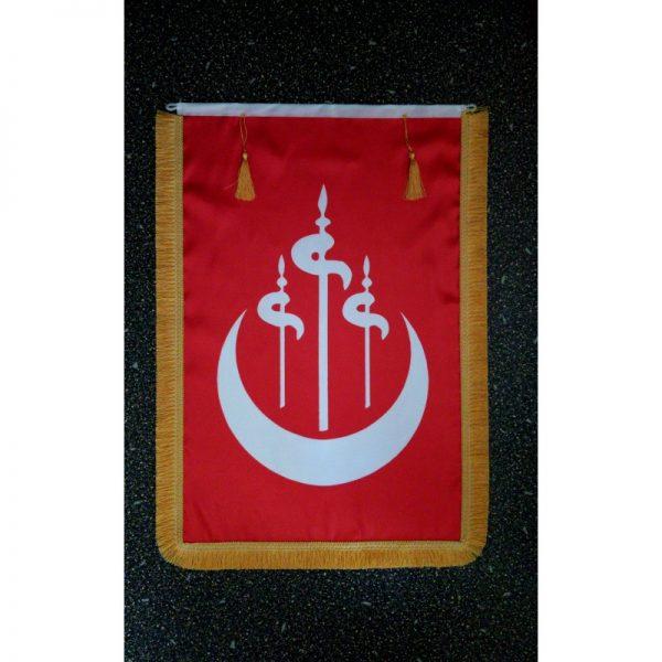 Alperen Ocakları Bayrağı