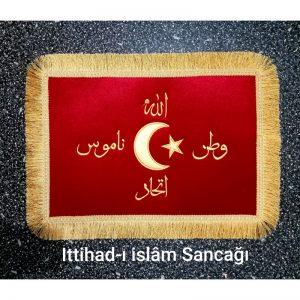 İttihad-ı İslam Sancağı 30x45cm