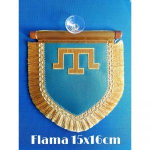 Kırım Flama 15x16|ipekyolubayrak.com