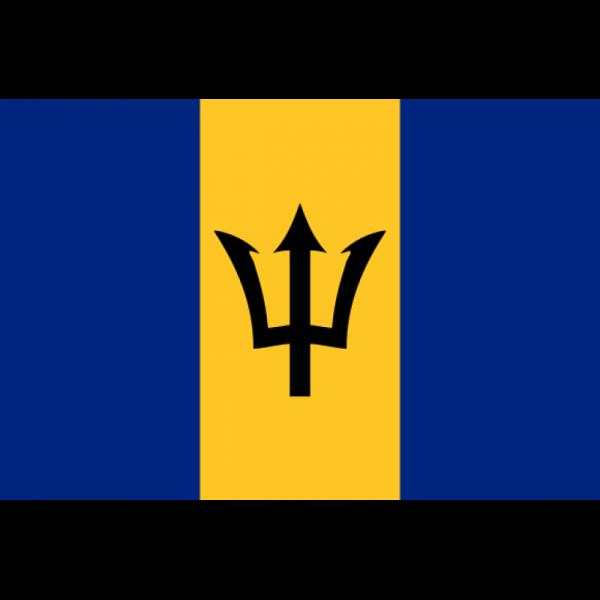 Barbados Bayrağı