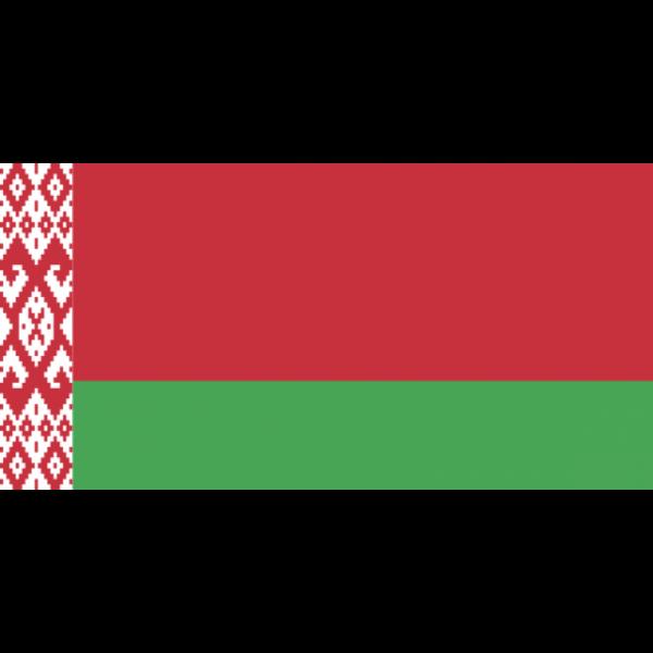 Belarus - Beyaz Rusya Bayrağı