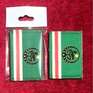 Çeçenistan Bayrağı Peç