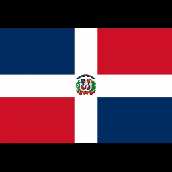 Dominik Cumhuriyeti Bayrağı