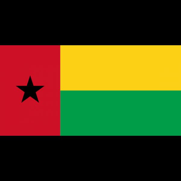 Gine Bissau Bayrağı