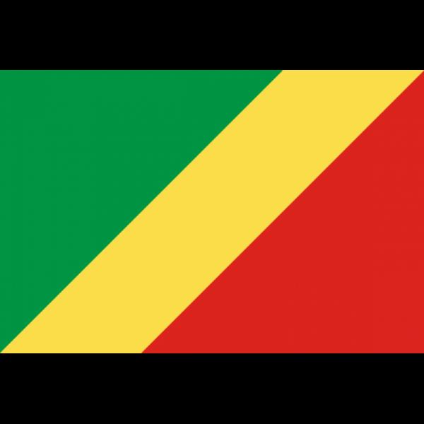 Kongo Cumhuriyeti Bayrağı