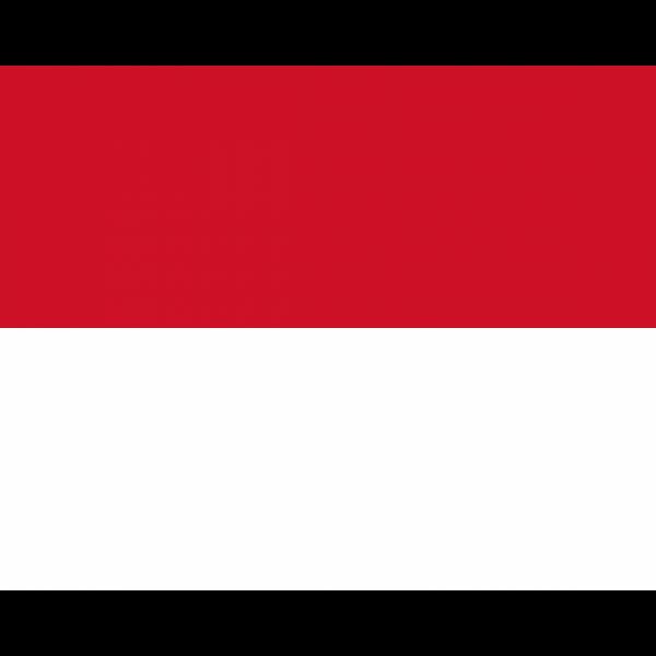 Monako Bayrağı