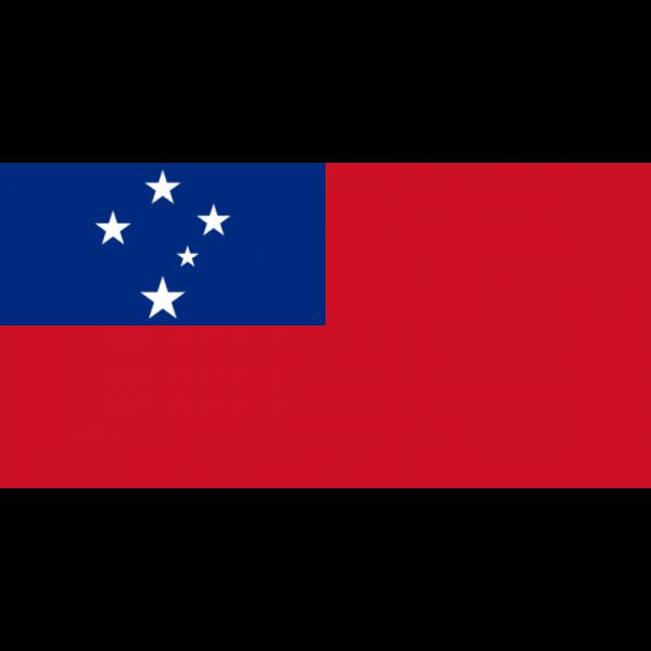 Samoa Bayrağı