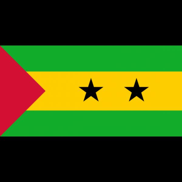 Sao Tome ve Principe Bayrağı