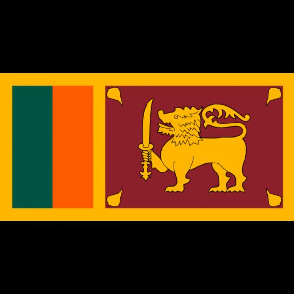 Sri Lanka Bayrağı
