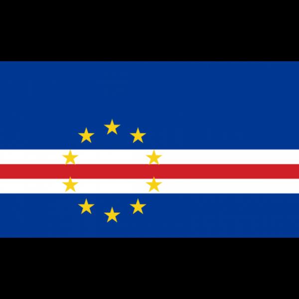 Yeşil Burun Adaları - Cape Verde Bayrağı