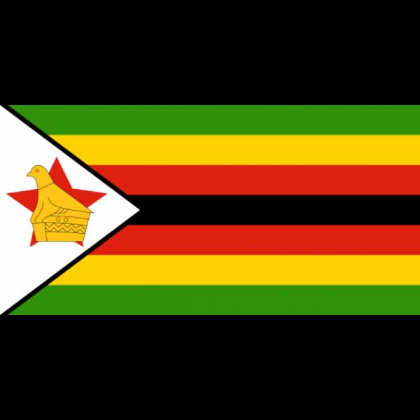 Zimbabwe Bayrağı