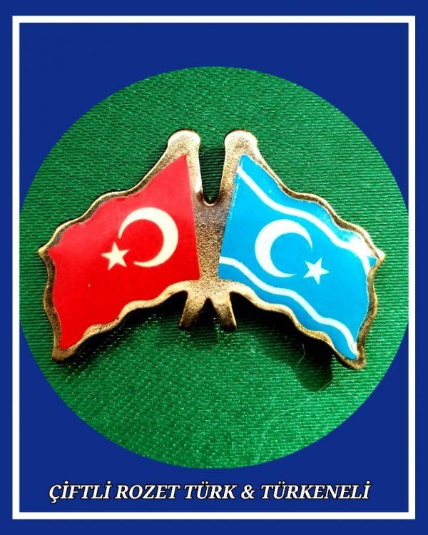 Türkmeneli Rozeti