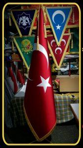 Nakış Makam Bayrağı