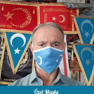 Doğu Türkistan Maske